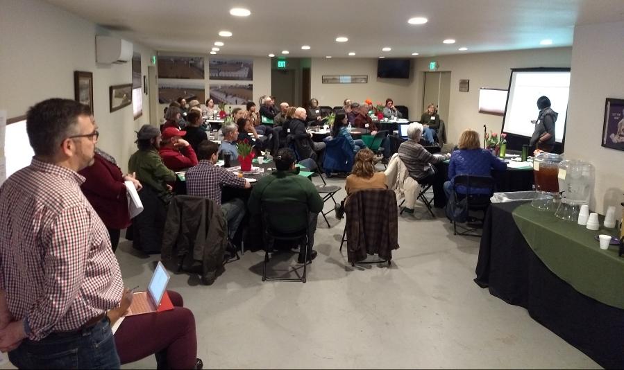 Food Producers Workshop Feb 12 2019